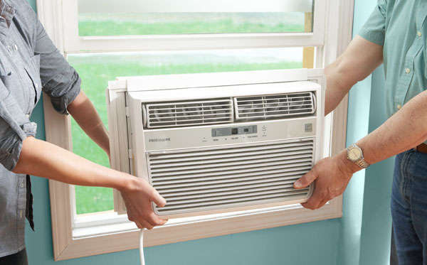 How to Install a Small Window Air Conditioner